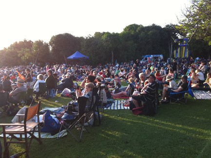 Harcourts Cooper & Co - Christmas by the Lake Symphony Concert